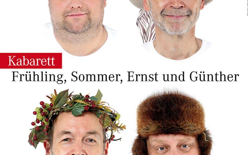 "Lainer&Aigner ""Frühling, Sommer, Ernst und Günther"""