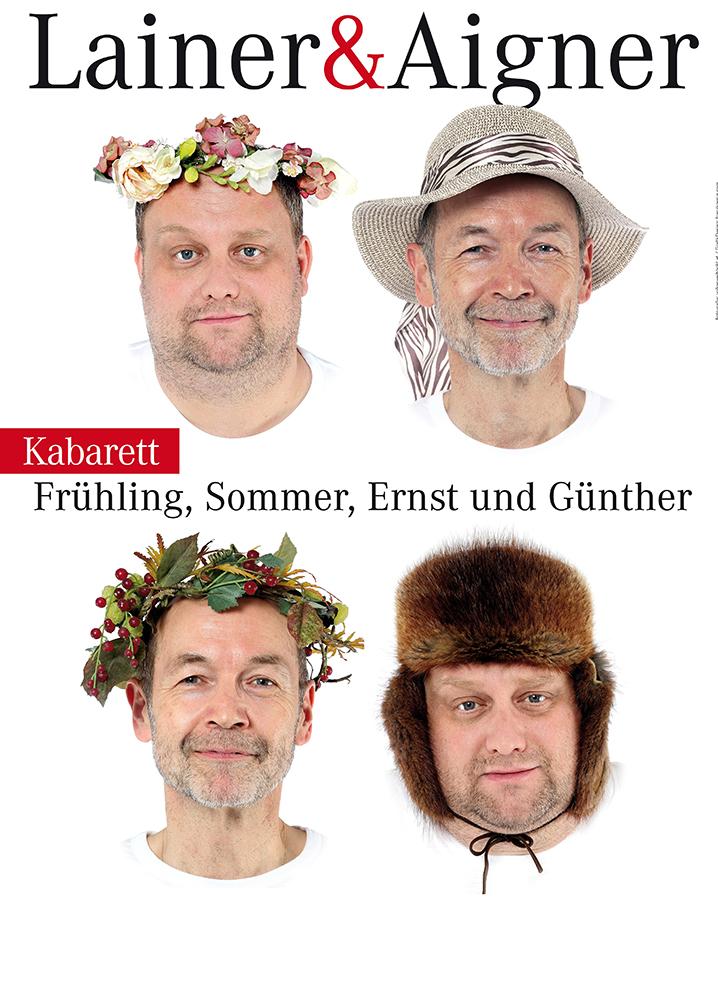 "outlet online large discount new high quality Lainer&Aigner ""Frühling, Sommer, Ernst und Günther ..."